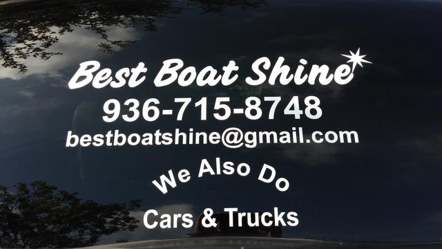 Best Boat Shine